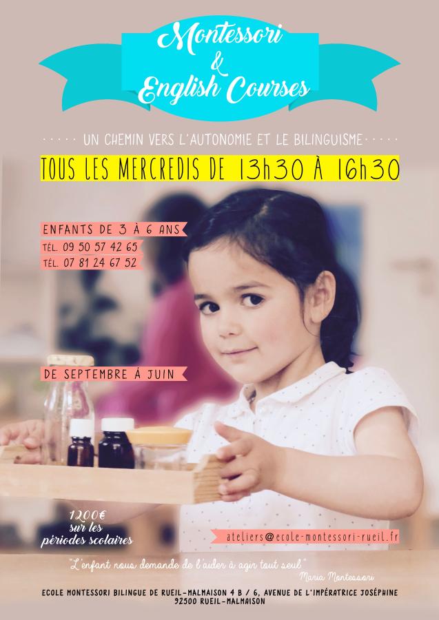 Ateliers Montessori Rueil